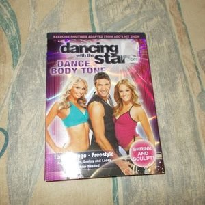 Other - Dancing with the Stars Dance Body Tone Workout DVD